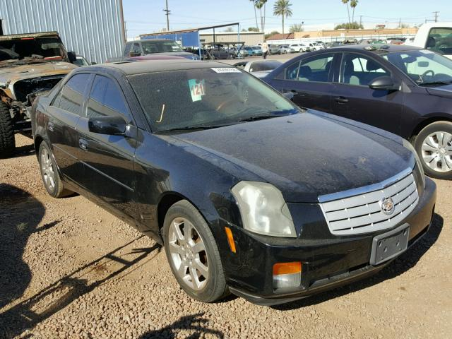 click here to view 2007 CADILLAC CTS HI FEA at IBIDSAFELY