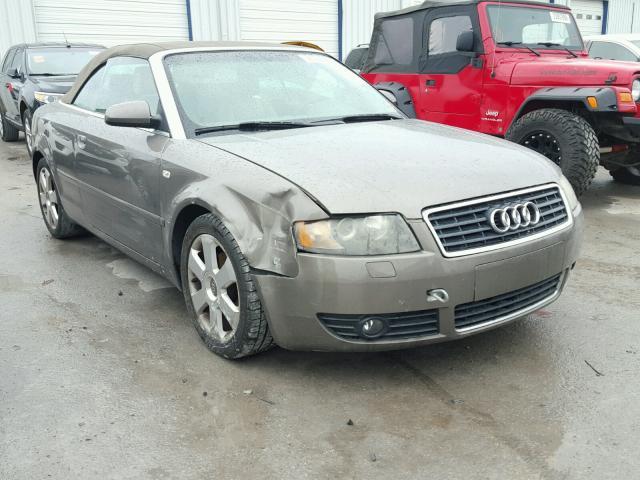 WAUACHK TAN AUDI A CAB On Sale In AL - Audi montgomery