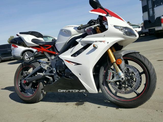 2012 Triumph Motorcycle Daytona 675 For Sale Ca Martinez