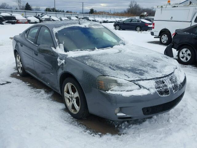 Salvage cars for sale from Copart Columbia Station, OH: 2005 Pontiac Grand Prix