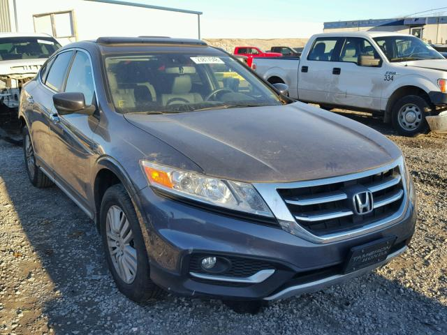 2015 honda crosstour exl for sale al birmingham salvage cars copart usa. Black Bedroom Furniture Sets. Home Design Ideas