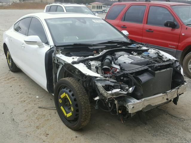 2012 AUDI A7 PRESTIG 3.0L