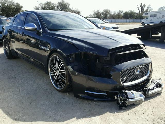 2011 jaguar xjl base for sale fl tampa south salvage cars copart usa. Black Bedroom Furniture Sets. Home Design Ideas