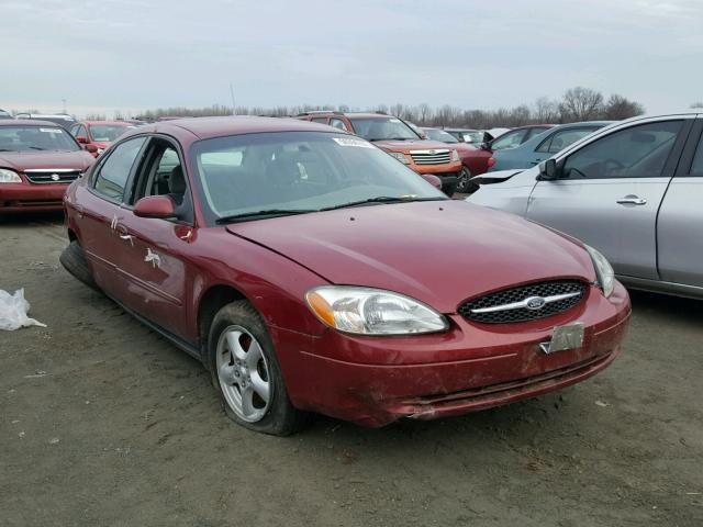 Auto auction ended on vin 1fafp53263g150566 2003 ford taurus se in 2003 ford taurus se 30l publicscrutiny Gallery