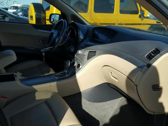 Abandonment 2007 Subaru B9 Tribeca 4dr Spor 30l 6 For Sale In