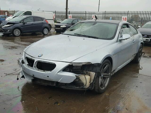 2005 BMW M6 for sale at Copart UK - Salvage Car Auctions