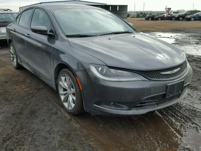 2015 CHRYSLER 200 S 3.6L