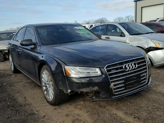 Waujgafd9fn033703 2015 Audi A8 Quattro In Ky Louisville