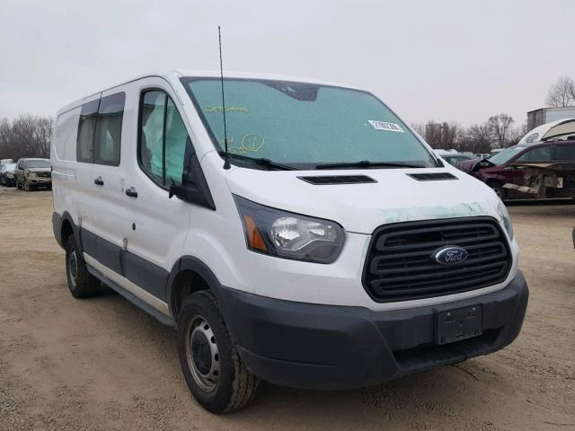 2015 ford transit t 250 for sale ia des moines salvage cars copart usa. Black Bedroom Furniture Sets. Home Design Ideas
