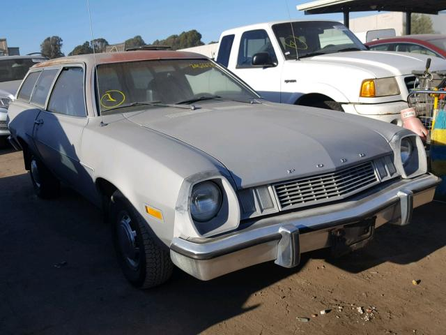 Auto Auction Ended On Vin 7r12y133275 1977 Ford Pinto In Ca Hayward