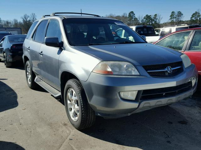 auto auction ended on vin 2hnyd18642h516196 2002 acura mdx tourin in nc raleigh. Black Bedroom Furniture Sets. Home Design Ideas