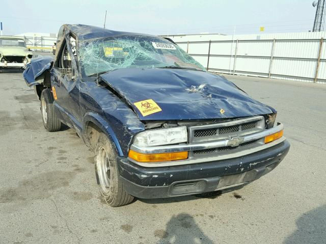 2002 CHEVROLET S TRUCK S10 For Sale | CA - FRESNO - Salvage Cars