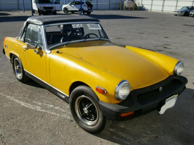 Something is. specifications for 1978 mg midget