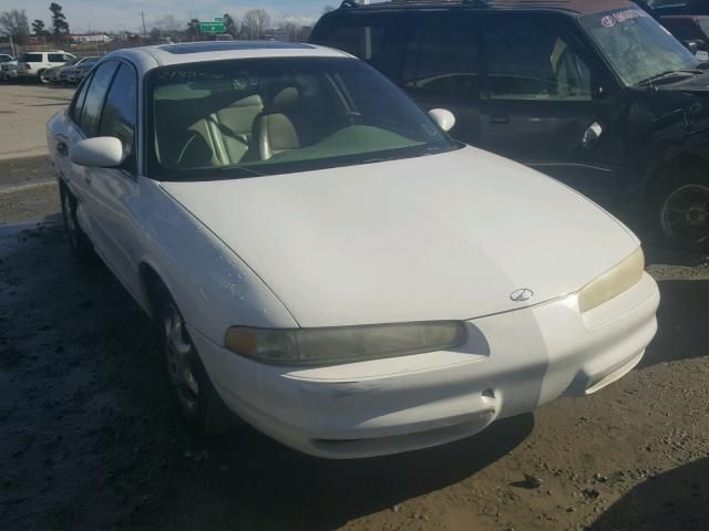 Salvage 1998 Oldsmobile INTRIGUE G for sale