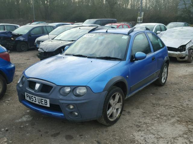 Photos For 2003 Rover Streetwise Salvage Car Auctions Uk Copart Uk