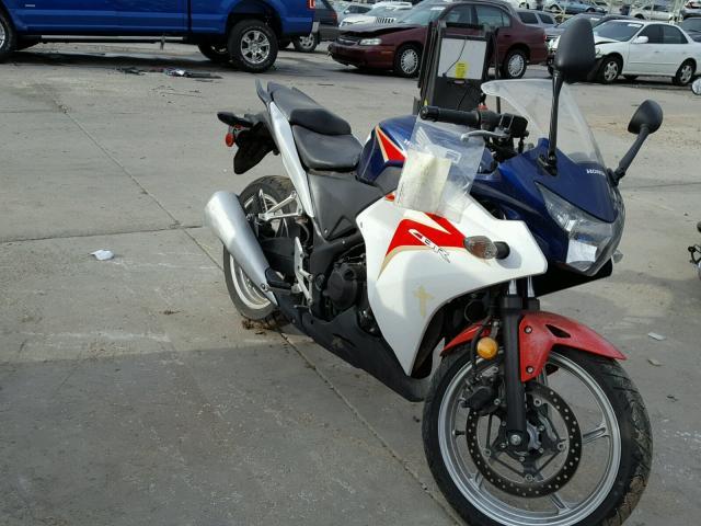2012 HONDA CBR250 R 1