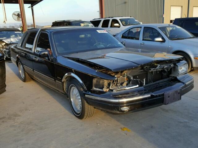 Auto Auction Ended On Vin 1lnlm82wxvy737163 1997 Lincoln Town Car S