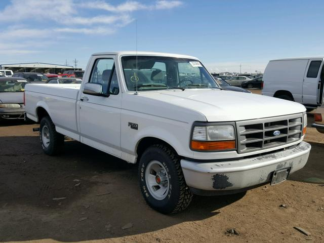Auto Auction Ended On Vin  1ftdf15y7npa70341 1992 Ford F150 In Co