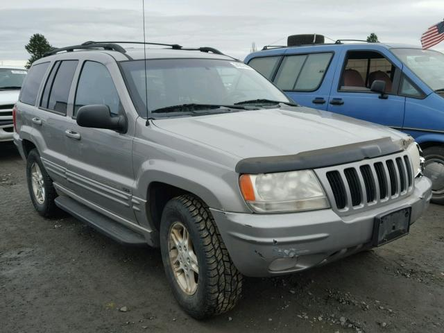 2000 Jeep Grand Cherokee Limited For Sale Wa Spokane