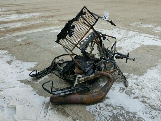2001 Cabin Trailer Snowbmobil