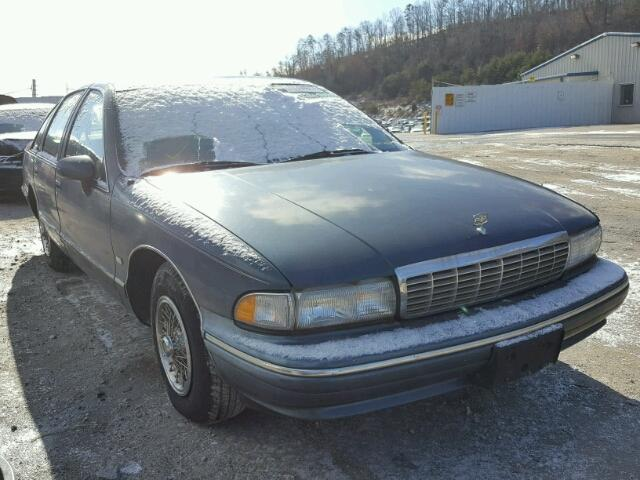 Salvage 1993 Chevrolet CAPRICE CL for sale