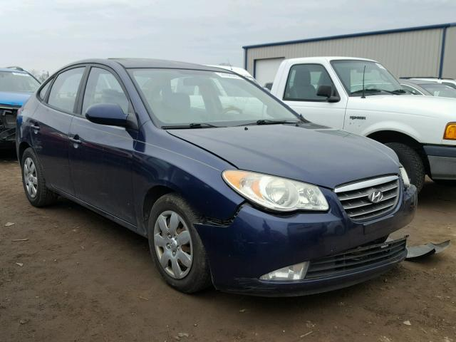 Auto Auction Ended On Vin Kmhdu46d78u587420 2008 Hyundai