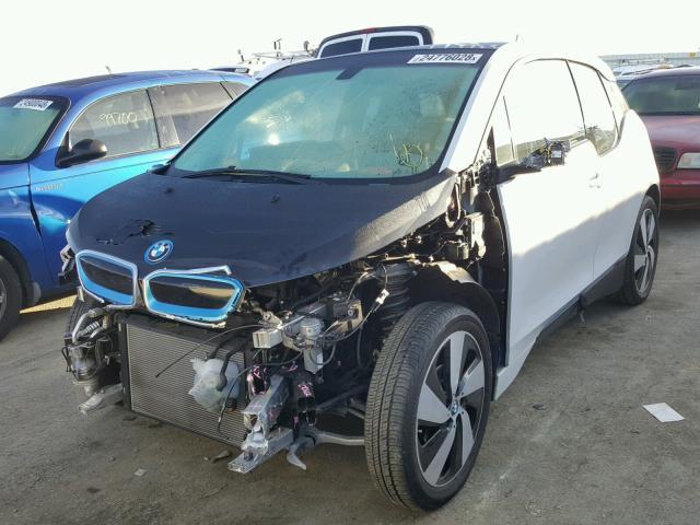 BMW I BEV Photos Salvage Car Auction Copart USA - 2015 bmw i3 bev