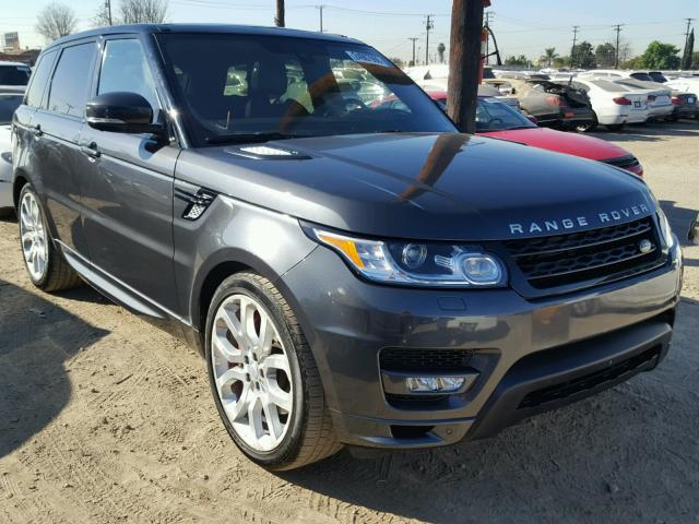 Auto Auction Ended On VIN SALWVEFXGA LAND ROVER RANGE - Range rover repair los angeles
