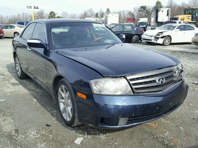 2004 infiniti m45 for sale nc mebane wed mar 14 2018 salvage cars copart usa. Black Bedroom Furniture Sets. Home Design Ideas