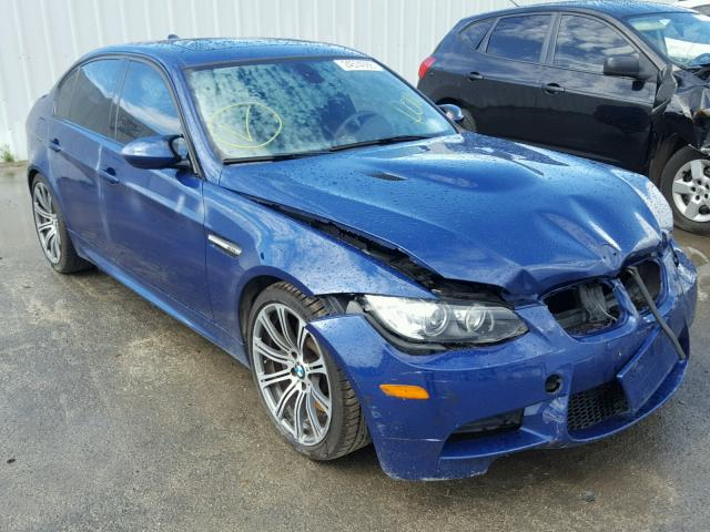 Auto Auction Ended on VIN: WBSPM9C51AE202129 2010 BMW M3 in HI ...