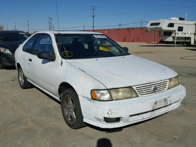 1995 nissan 200sx se r for sale ca sun valley salvage cars copart usa. Black Bedroom Furniture Sets. Home Design Ideas