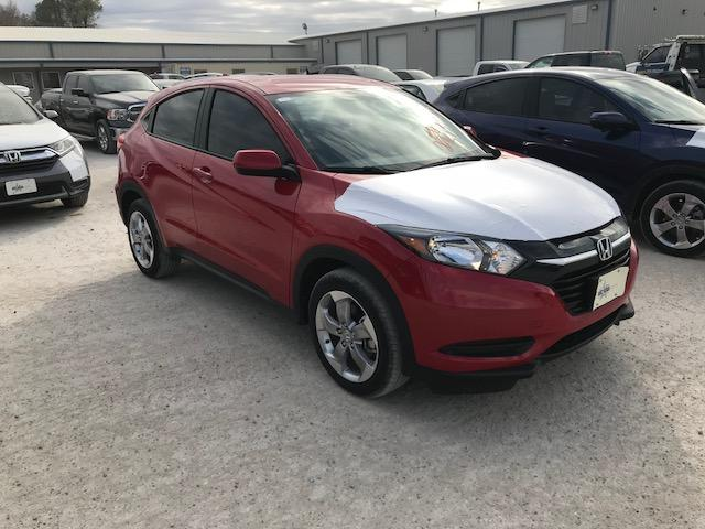 2017 honda hr v lx for sale tx houston salvage cars copart usa. Black Bedroom Furniture Sets. Home Design Ideas