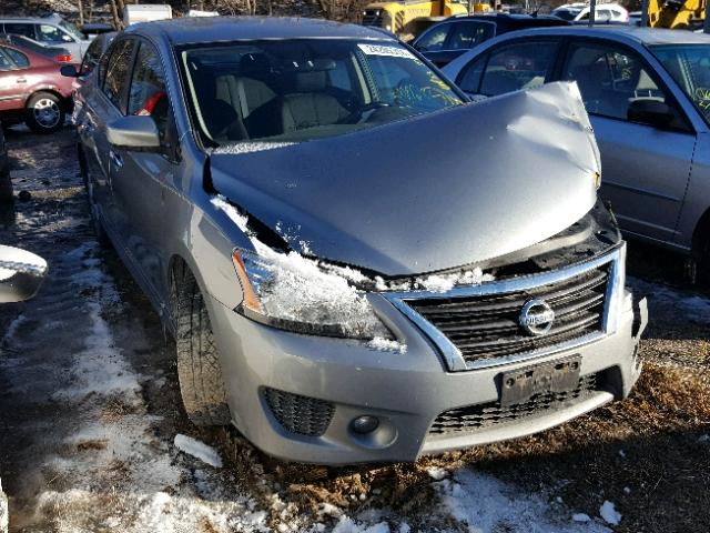 Auto Auction Ended on VIN: 3N1AB7AP8DL618973 2013 NISSAN SENTRA S in ...