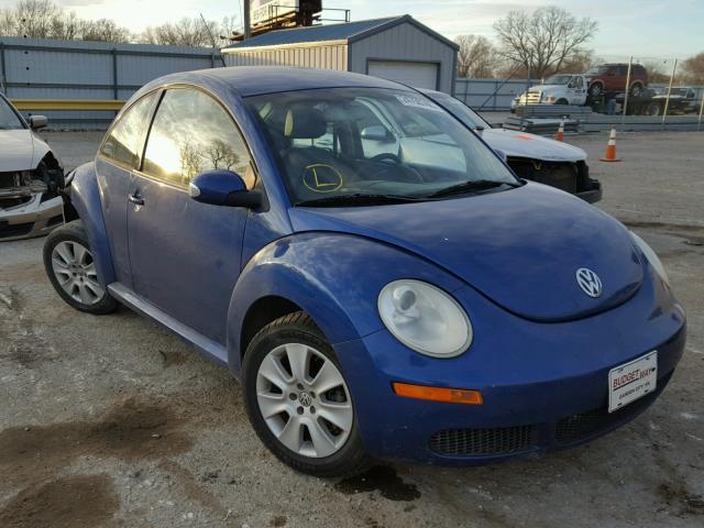 2008 Volkswagen New Beetle 2 5l