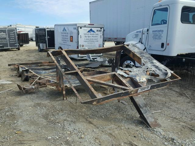 Other Trailer salvage cars for sale: 1984 Other Trailer