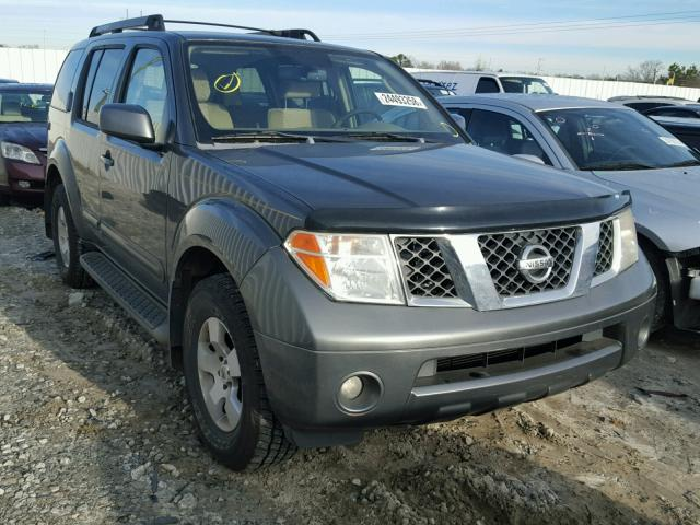 2007 nissan pathfinder le for sale ga atlanta east. Black Bedroom Furniture Sets. Home Design Ideas