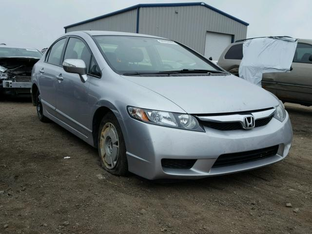 2010 HONDA CIVIC HYBR 1.3L