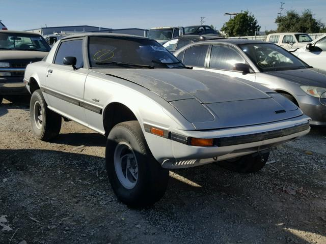 Auto Auction Ended On Vin Jm1fb3312f0894487 1985 Mazda Rx7 12a In