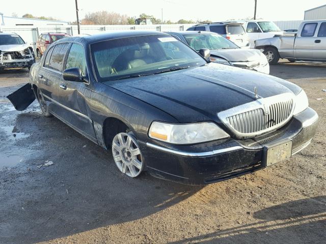 Auto Auction Ended On Vin 2lnbl8ev6bx754510 2011 Lincoln Town Car E