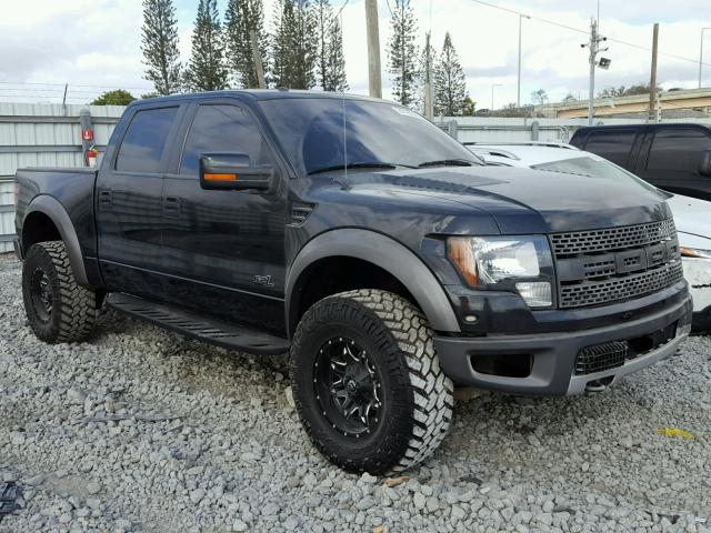 2011 ford f150 svt raptor for sale fl miami central salvage cars copart usa. Black Bedroom Furniture Sets. Home Design Ideas