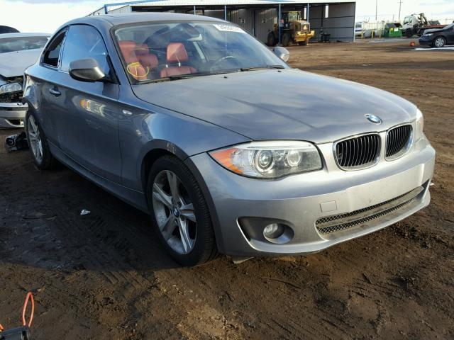 2013 BMW 128 I 3.0L
