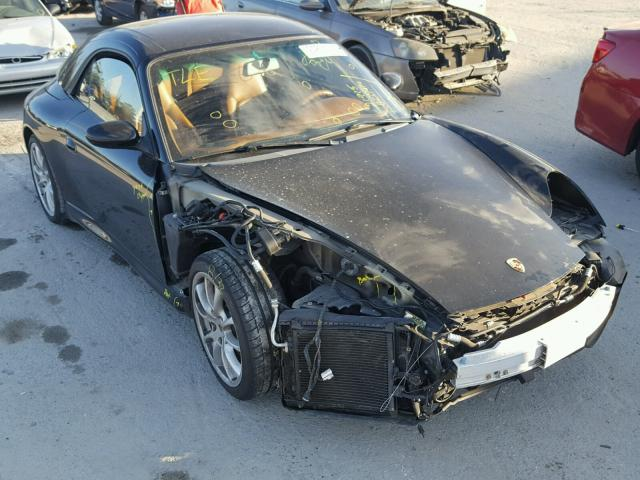 2004 PORSCHE 911 CARRER 3.6L