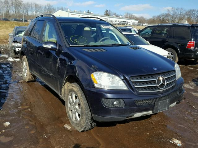 2007 mercedes benz ml 320 cdi for sale pa philadelphia salvage cars copart usa. Black Bedroom Furniture Sets. Home Design Ideas