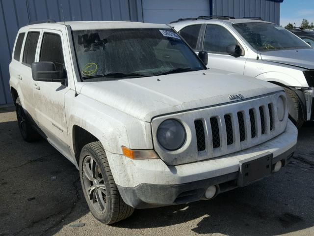 2011 JEEP PATRIOT SP 2.4L