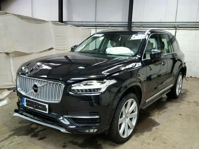 2015 volvo xc90 inscr for sale at copart uk salvage car auctions. Black Bedroom Furniture Sets. Home Design Ideas
