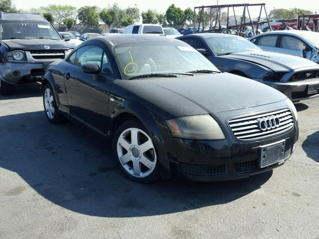 2000 audi tt quattro for sale ca san diego salvage. Black Bedroom Furniture Sets. Home Design Ideas