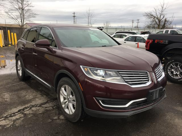 2017 lincoln mkx premier for sale or portland north salvage cars copart usa. Black Bedroom Furniture Sets. Home Design Ideas