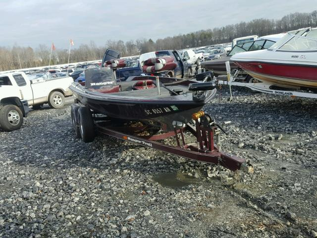 Salvage 1995 Range Rover BASS BOAT for sale