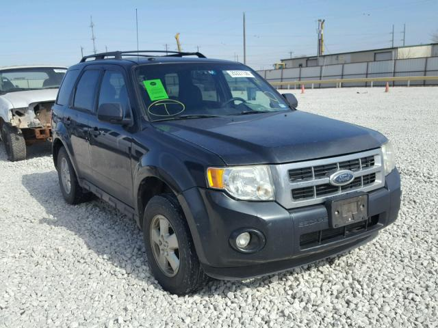 Auto Auction Ended On Vin 1fmcu03799ka36745 2009 Ford Escape Xlt In Tx Ft Worth