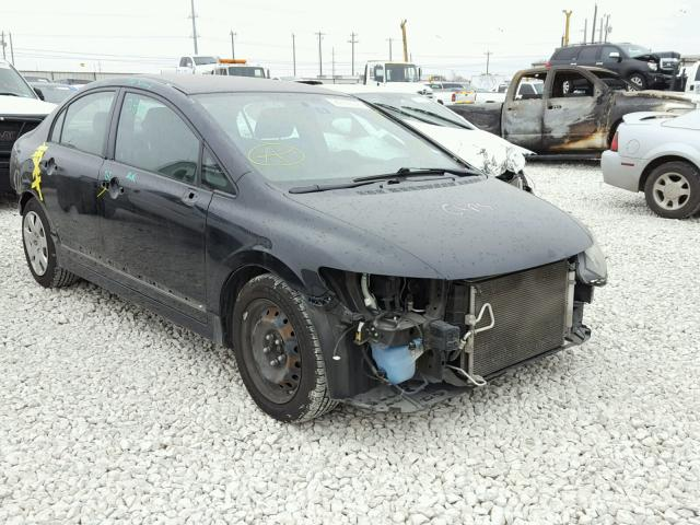2008 HONDA CIVIC LX 1.8L